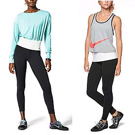 Фото 3 к товару Брюки утягивающие тренировочные Nike Sculpt Tight Pant