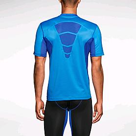 Фото 2 к товару Футболка мужская Nike Hypercool Fitted SS Top 2.0