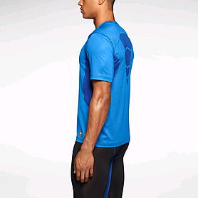 Фото 3 к товару Футболка мужская Nike Hypercool Fitted SS Top 2.0