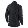 Футболка мужская Nike Element 1/2 Zip черная - фото 2