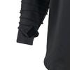 Футболка мужская Nike Element 1/2 Zip черная - фото 3