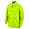 Футболка мужская Nike Element 1/2 Zip зеленая - фото 1