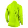 Футболка мужская Nike Element 1/2 Zip зеленая - фото 2