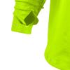 Футболка мужская Nike Element 1/2 Zip зеленая - фото 3