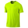 Футболка мужская Nike Miler SS UV (Team) зеленая - фото 1