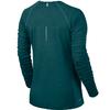 Футболка женская Nike Dri-Fit Wool V-Neck Top - фото 2