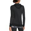 Футболка женская Nike Epic DF Knit Hoody - фото 2