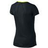 Футболка женская Nike Pro Hypercool SS Top черная 589377-012 - фото 2