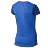 Футболка женская Nike Pro Hypercool SS Top синяя 589377-455 - фото 2