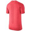 Футболка мужская Nike Dri-Fit Knit SS красная - фото 2