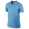 Футболка мужская Nike Tailwind SS V голубая - фото 1