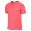Футболка мужская Nike Tailwind SS V красная - фото 1