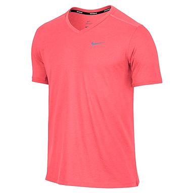 Футболка мужская Nike Tailwind SS V красная