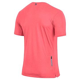 Фото 2 к товару Футболка мужская Nike Tailwind SS V красная