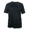 Футболка мужская Nike Challenger SS черная - фото 1