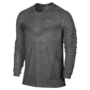 Футболка женская Nike Dri-Fit Knit LS