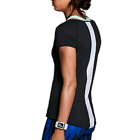 Фото 2 к товару Футболка женская Nike Lux SS