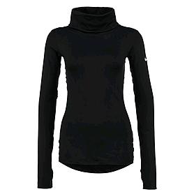 Фото 1 к товару Футболка женская Nike Pro Hyperwarm Infinity черная