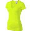 Футболка женская Nike Dri-Fit Knit Texture V-Neck - фото 1