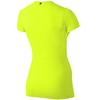 Футболка женская Nike Dri-Fit Knit Texture V-Neck - фото 2