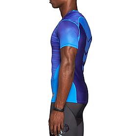 Фото 3 к товару Футболка мужская Nike Hypercool Speed Comp SS синяя