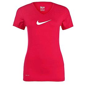 Футболка женская Nike Slim Swoosh SS BL Were