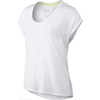 Футболка женская Nike Club Boxy Tee Logo белая 637553-100 - фото 1