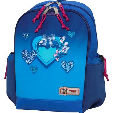 Рюкзак средний для дошкольников McNeill Blue Hearts