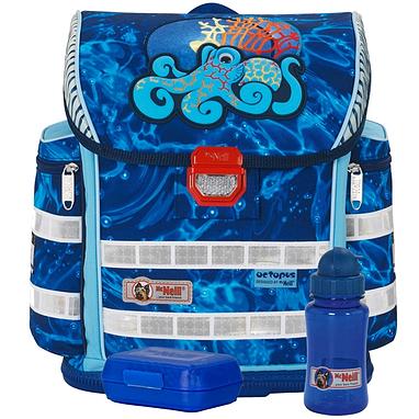 Набор школьный 3 предмета McNeill Ergo Light Compact Octopus + подарок