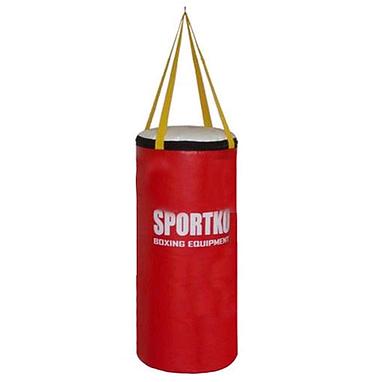 Груша боксерская набивная Sportko «Юнга» MP-9 (ПВХ) 50х24