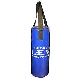 Фото 1 к товару Мешок боксерский цилиндрический Лев (ПВХ) 65х28 см