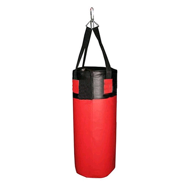 Груша боксерская набивная (ПВХ) 50х30 см