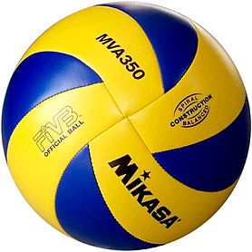 Мяч волейбольный Mikasa MVA350 (Оригинал)