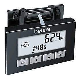 Фото 2 к товару Весы напольные диагностические Beurer BG 64