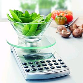 Фото 2 к товару Весы кухонные Beurer DS 81