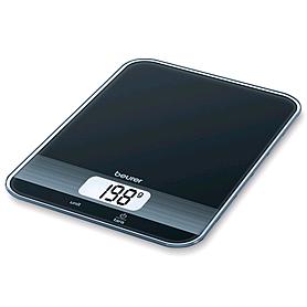 Весы кухонные Beurer  KS 19 Black