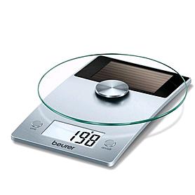 Фото 1 к товару Весы кухонные Beurer KS 39 Solar