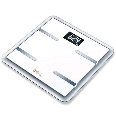 Весы напольные диагностические Beurer BG 900 Wi-Fi
