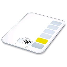 Весы кухонные Beurer  KS 19 White