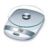 Весы кухонные Beurer KS 31 Silver - фото 1