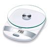 Весы кухонные Beurer KS 31 White - фото 1