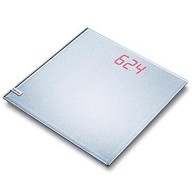 Фото 1 к товару Весы напольные Beurer GS 40 (стеклянные)