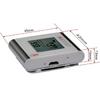 Шагомер 3D Kyto PDM-2612 + USB белый - фото 4