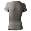 Термофутболка женская Norveg Soft T-Shirt серый меланж - фото 2