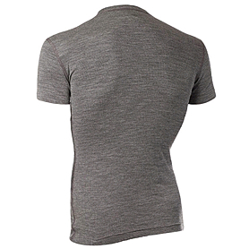 Фото 2 к товару Термофутболка мужская Norveg Soft T-Shirt серый меланж