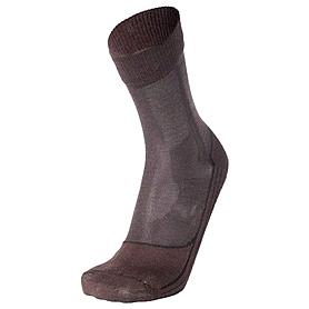 Носки женские Norveg Merino Wool коричневые