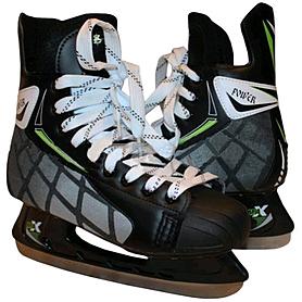 Распродажа*! Коньки хоккейные Zelart Power Max, размер - 42