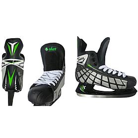 Фото 2 к товару Коньки хоккейные Zelart Power Max