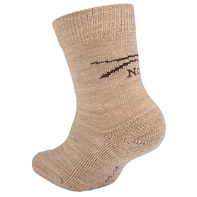 Фото 2 к товару Термоноски детские Norveg Merino Wool Kids Socks бежевые