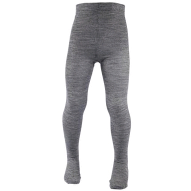 Колготки детские Norveg Soft Merino Wool Kids серый меланж